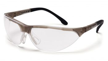Pyramex Rendezvous Crystal Gray Frame/Clear Anti-Fog Lens (1 Box of 12)