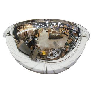 """Domes and Mirrors by Se-Kure ONV-360-22T2 22"""" One Piece Drop in Dome 2X2"""