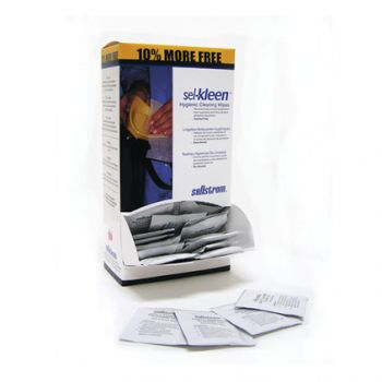 Sel-Kleen Respirator Cleaning Pads 10 Boxes
