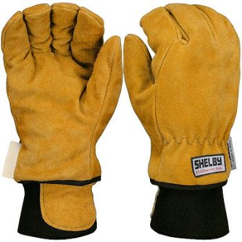 Shelby NFPA Crosstech Wristlet Fire Gloves