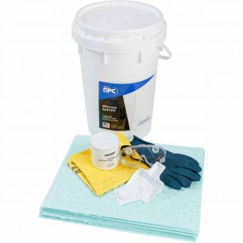 Brady Mercury Specialty Spill Kit