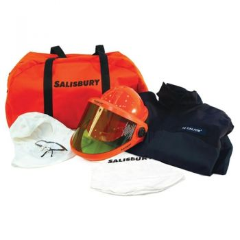 Salisbury SKC11-1200 Arc Flash Safety Kit 12 Cal Rating Blue Color - 1 EA