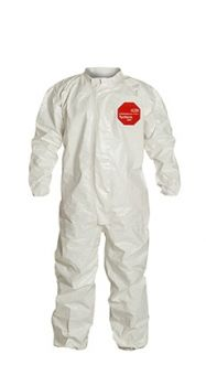 DuPont™ Tychem® 4000  SL125T Coveralls (6/Case)