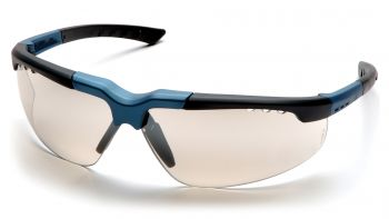 Pyramex Reatta Blue-Charcoal Frame/Indoor/Outdoor Mirror Lens (1 Box of 12)
