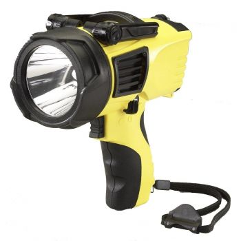 Waypoint Alkaline Pistol Grip Spotlight - Yellow