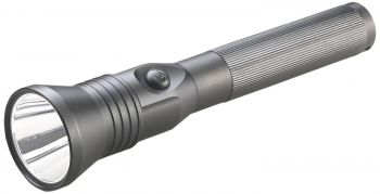 Streamlight Stinger HPL Long-Range Rechargeable Flashlight - 120V AC/12V DC