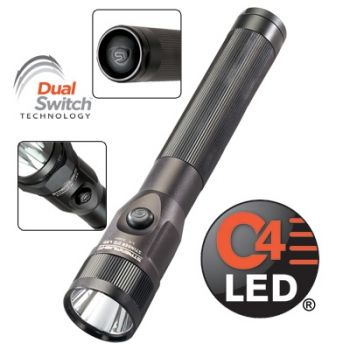 Streamlight Stinger DS LED - 120V/100V AC/12V DC Smart Charge PiggyBack 75832