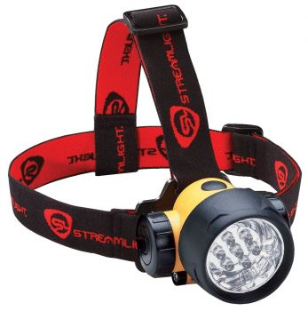 Streamlight Septor LED Headlamp  Impact and Water Resistant