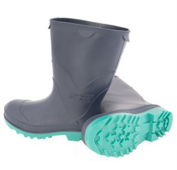 Tingley StormTracks Child's Boot Blue Upper Green Outsole 1 Pair