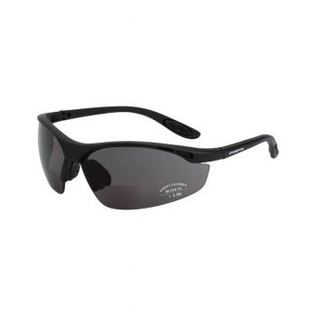 Radians TALON Reader 1.5 Smoke  Black Safety Glasses 12 PR/Box