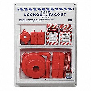 Honeywell LSE101F Lockout/Tagout (LOTO) Station