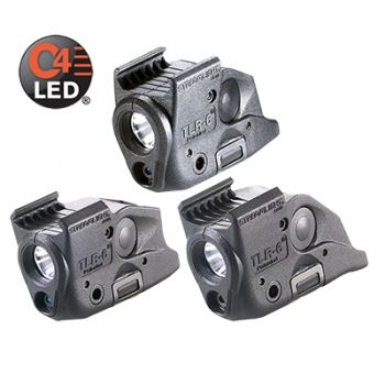Streamlight TLR-6 Rail SA XD White LED Red laser | 69291