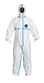 DuPont™ Tyvek® 600 TY198TWH Disposable Suits (25/Case)