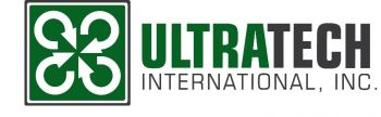Ultratech 9164 Inlet Guard Plus, 2'x3' Curb Style, with overflow port, Sediment Model