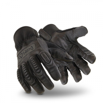 HexArmor Hex1 2125 Work Gloves Black Color - 1 Pair