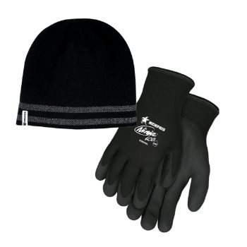 Winter Beanie & Gloves