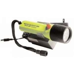 Pelican Stealthlite Rechargeable 2460 Recoil LED Flashlight
