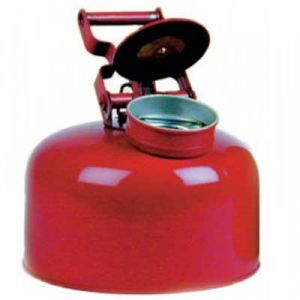 Eagle 2 1/2 Gallon Waste Disposal Safety Can