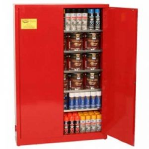 Ink and Paint Safety Storage Cabinet-30 Gallon