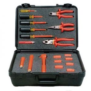 Electrician's Insulated Tool Kit