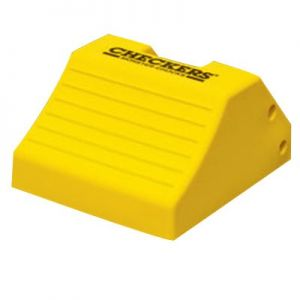 Off-Road Urethane Wheel Chocks-Tire Size up to 105 Inch