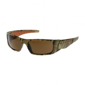 Bouton Squadron Anti Scratch / Anti Fog Safety Glasses Camouflage Frame 144/Pairs