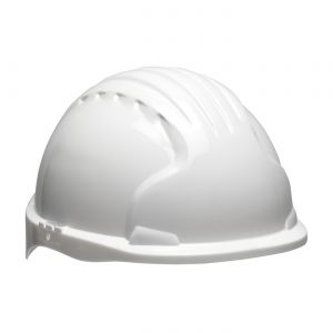 JSP Evolution® Deluxe 6151 Short Brim Hard Hat (10/Case)