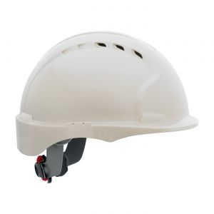 JSP Evolution 6151 Short Brim Vented Hard Hat (10/Case)
