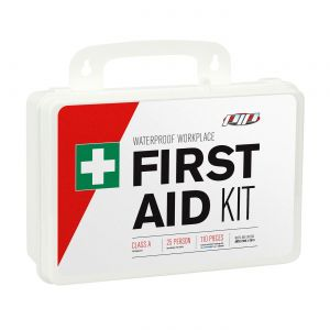 PIP ANSI Class A Waterproof First Aid Kit - 25 Person 4/Case