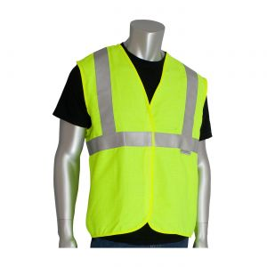 PIP ANSI Type R Class 2 AR/FR Solid Vest (1 EA)