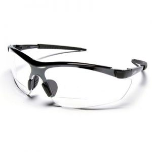 Zorge Bifocal Safety Glasses - Clear Lens