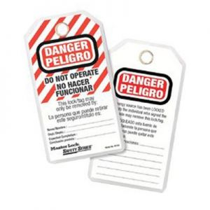 Do Not Operate I.D. Tags 6 Bags/Case