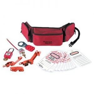 Masterlock Electrical Personal Lockout Pouch
