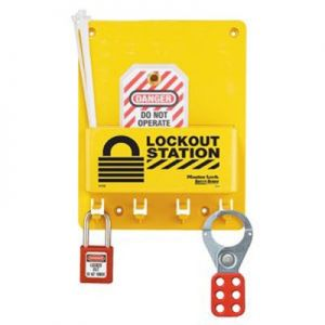 Compact Lockout Center