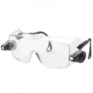 AO Safety Light Vision Over-the-Glass Anti-Fog Safety Glasses