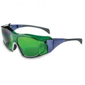 Uvex Ambient Over-the-Glass Safety Glasses - Shade 3.0 ( 10 Per Box)