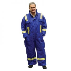 Indura Ultra Soft Insulated Coverall - Level 4