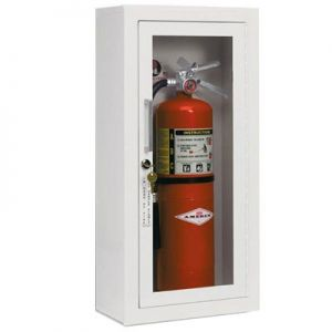 Brooks Fire Extinguisher Cabinets