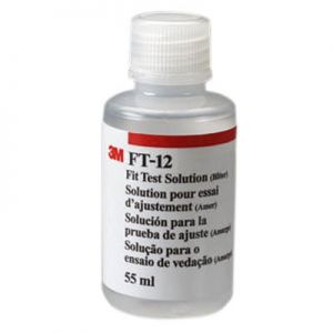 3M FT-12 Fit Test Solution, Sweet, 1 Each