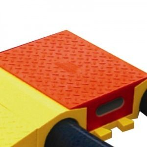 Checkers DiamondBack Tunnel Connector for up to 3.5 Inch Lines