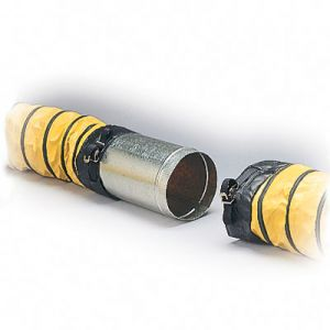 Allegro 9550-15 Duct to Duct Connector-15 Feet