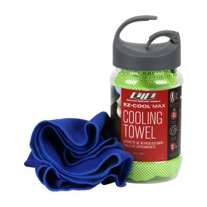PIP EZ Cool Max Evaporative Cooling Towel Lime One Size  48 / Case
