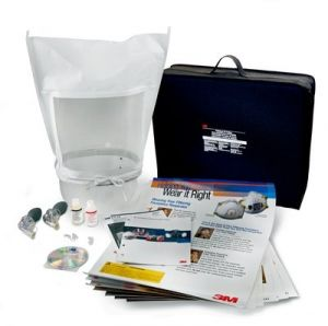 3M™ FT-20 Training and Fit Testing Case, Includes Fit Test Training Material