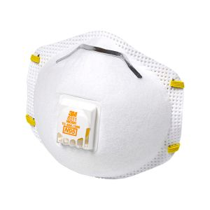 3M 8511 N95 Particulate Respirator, Case of 80