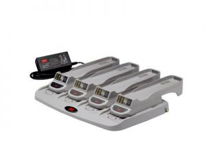 3M™ Versaflo™ 4-Station Battery Charger Kit TR-644N/37351 (AAD)