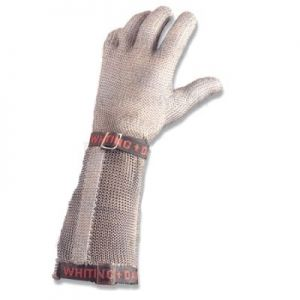 Stainless Steel Mesh Glove - Elbow Length