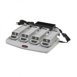 3M™ 4-Station Battery Charger Kit TR-344N, for Versaflo TR-300 PAPR and Speedglas TR-300-SG PAPR