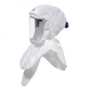 3M™ Versaflo™ Hood Assembly with Inner Shroud and Premium Head Suspension S-657