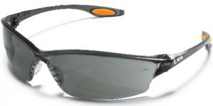 Law2 Safety Glasses with Grey Anti-Fog Lens