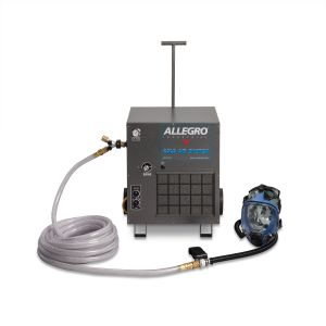 Allegro Full Mask Respirator Cold Air System